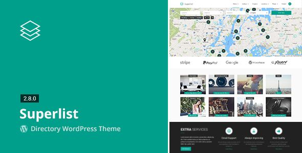 Superlist v2.8.0 – Directory Template