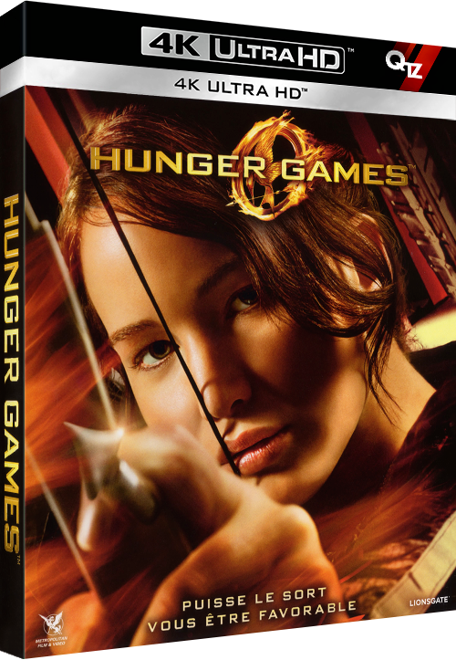 Hunger Games (2012) MULTi VFF 2160p 10bit 4KLight HDR BluRay AC3 5 1 x265-QTZ (The Hunger Games)