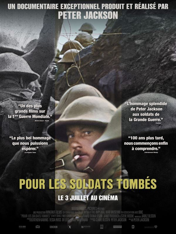 They Shall Not Grow Old 2018 VOSTFR 1080p HDLight AC3 5 1 x264-Dread-Team