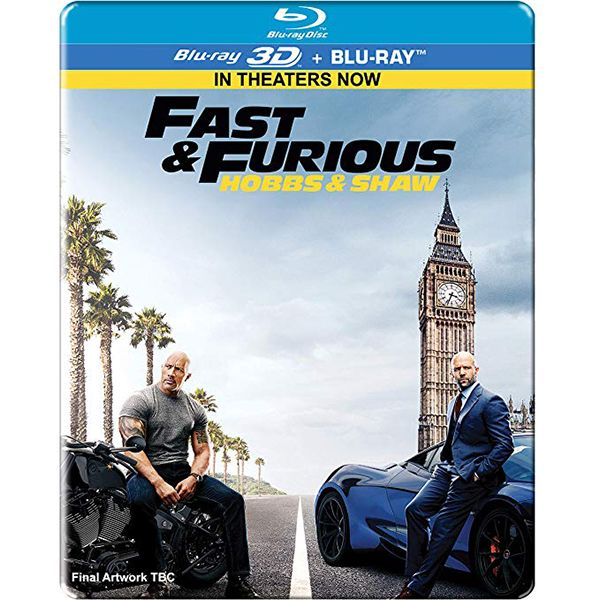 Fast and Furious Hobbs and Shaw 2019 3D MULTi COMPLETE BLURAY-CHDBits