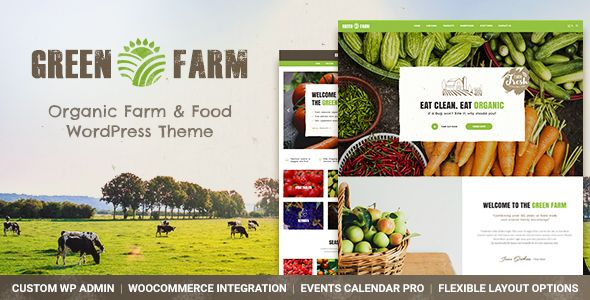 Green Farm – Organic Food Farm & Eco Food Store