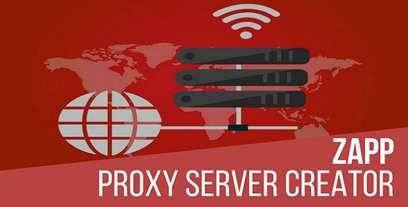 Zapp Proxy Server Plugin for WordPress v1.0.9 – 代理服务器插件