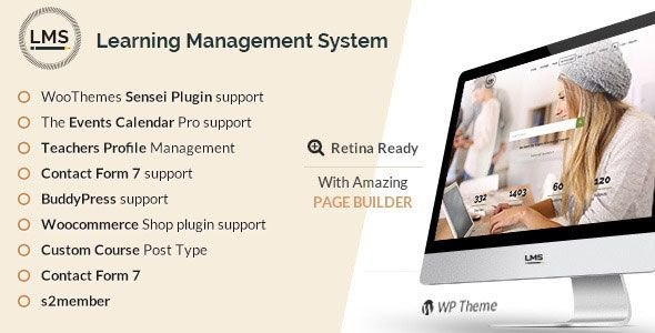 LMS v4.5 – Responsive Learning Management System