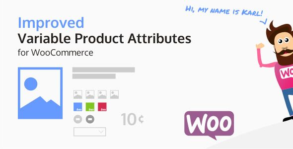 Improved Variable Product Attributes for WooCommerce v3.2.1