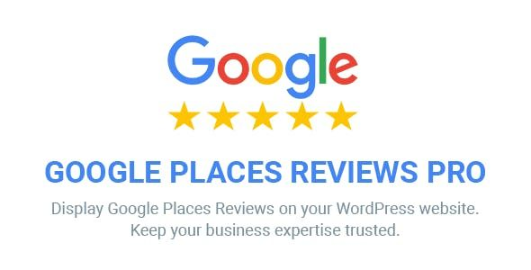 Google Places Reviews Pro v2.2.1 – 谷歌地方点评WordPress插件