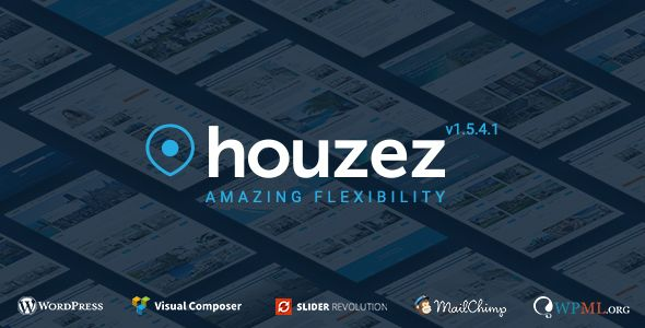 Houzez v1.5.4.1 – Real Estate WordPress Theme