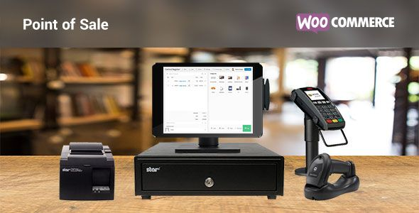 WooCommerce Point of Sale (POS) v3.2.6.4