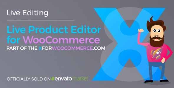 Live Product Editor for WooCommerce v4.5.1 – 即时产品编辑器