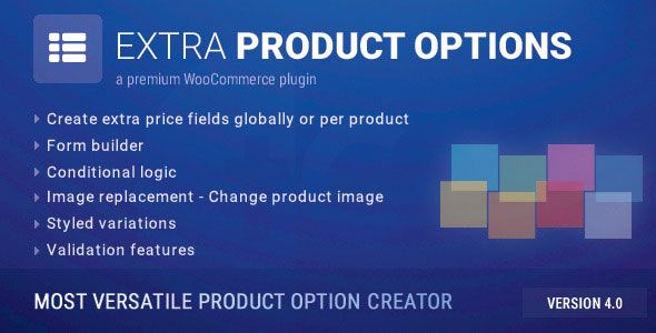 WooCommerce Extra Product Options v4.4.1.1