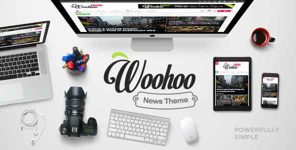 Woohoo v1.4.3 – Modish News, Magazine and Blog Theme