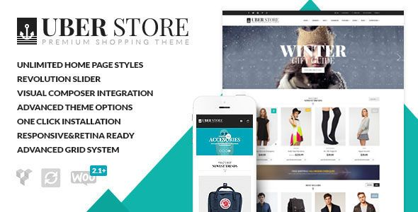 UberStore v3.3.1 – Next-Level Multi-Purpose Theme
