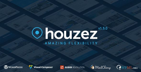 Houzez v1.5.0 – Real Estate WordPress Theme