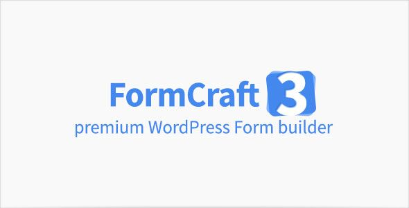 FormCraft v3.2.26 – Premium WordPress Form Builder