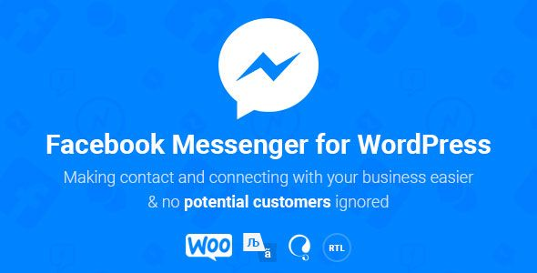 Facebook Messenger for WordPress v2.3