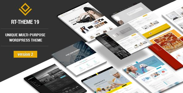 RT-Theme 19 v2.3.3 – Responsive Multi-Purpose WP Theme