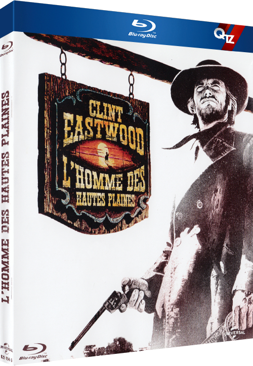 L'Homme des Hautes Plaines (1973) MULTi VFI 1080p 10bit HDLight BluRay AC3 5 1 x265-QTZ (High Plains Drifter)