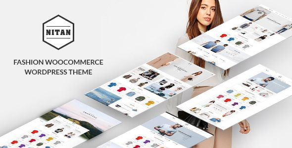 Nitan v2.6 – 时尚WooCommerce WordPress主题