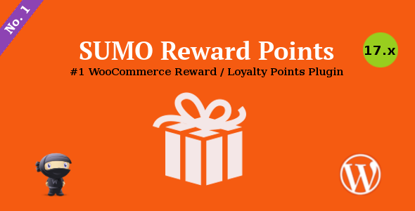 SUMO Reward Points v17.6 – WooCommerce Reward System