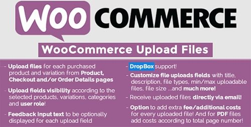 WooCommerce Upload Files v19.5