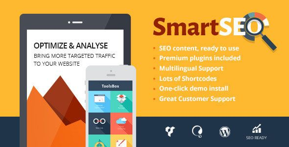 SmartSEO v1.6.1 – SEO & Marketing Services