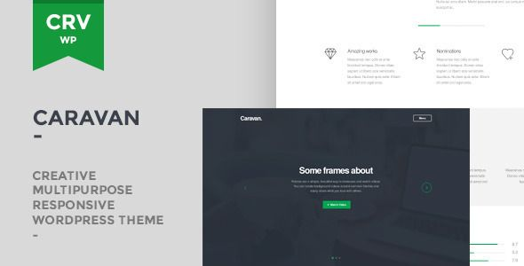 Caravan v1.4.1 – Responsive Multi-Purpose Theme