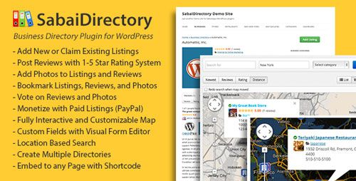 Sabai Directory for WordPress v1.3.39