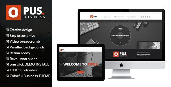 Opus v1.6 – Multipurpose WooCommerce WordPress Theme