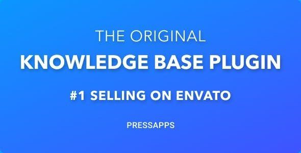 Knowledge Base v4.2.1 – 帮助台,维基WordPress插件