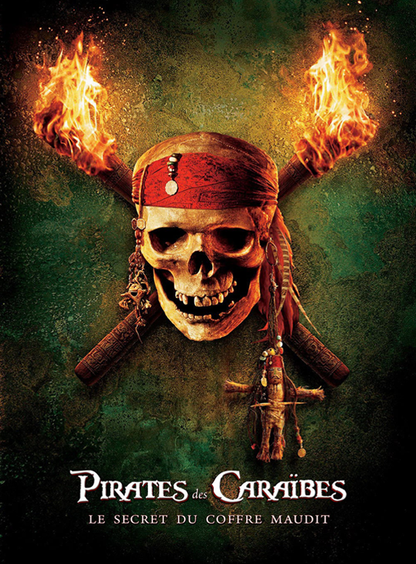 Pirates des Caraïbes : Le Secret du coffre maudit - 2006 - MULTI - WEBRIP - 2160P - 10BITS - 4K HDR - X265 - DTS