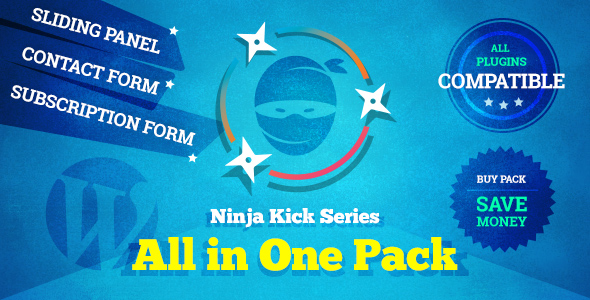 Ninja Kick Series v1.3.8 – All in One Pack 忍者系列套包