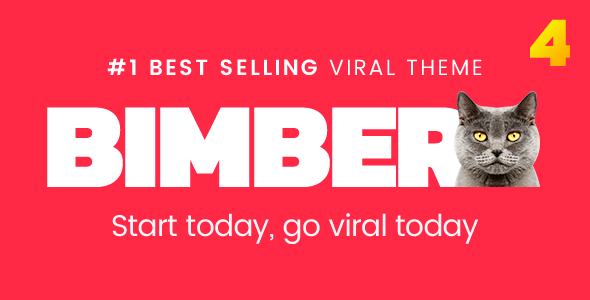Bimber v4.5 – Viral Magazine WordPress Theme