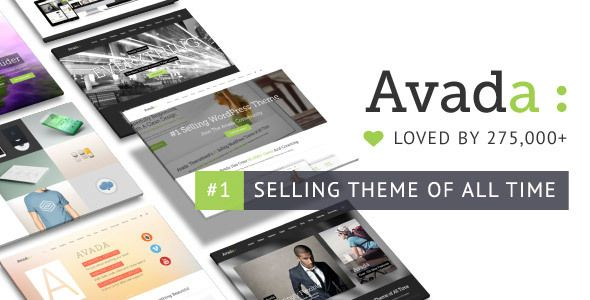 Avada v5.1.5 – Responsive Multi-Purpose Theme