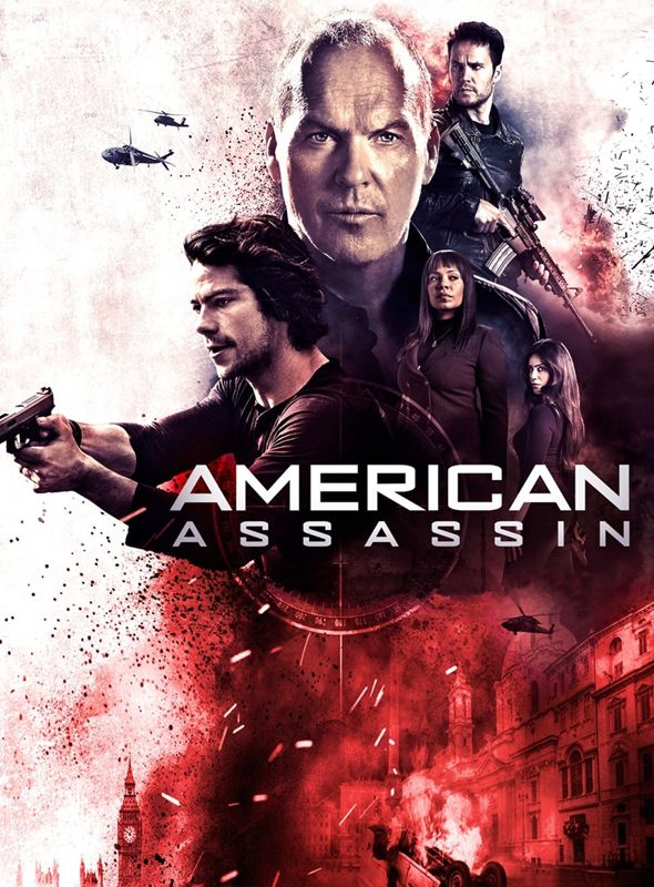 American Assassin - 2017 - MULTI - BLURAY - 2160P - 10BITS - 4K HDR - X265 - DTS