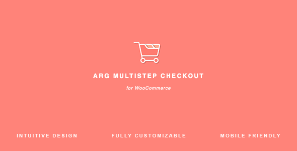 ARG Multistep Checkout for WooCommerce v4.0.2 – ARG多步骤结算