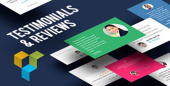 Testimonials and Reviews Addons for Visual Composer