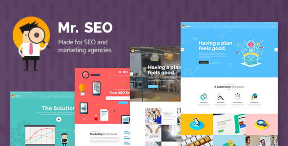 Mr. SEO v1.1 – A Friendly SEO, Marketing Agency