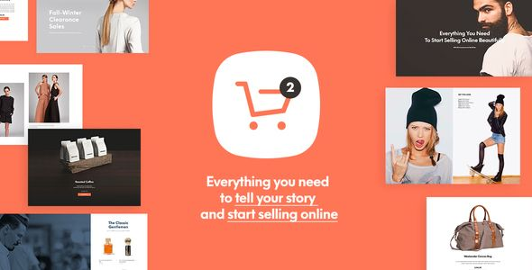 Shopkeeper v2.0.9 – Responsive WordPress Theme