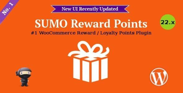 SUMO Reward Points v25.0 – WooCommerce奖励系统