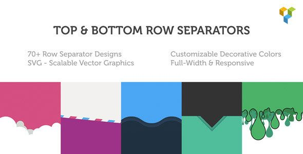 Row Separators for Visual Composer v1.2