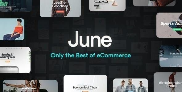 June v1.8.1 – WooCommerce电商主题
