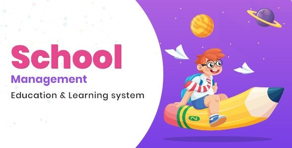 School Management v6.1 – WordPress教育管理系统