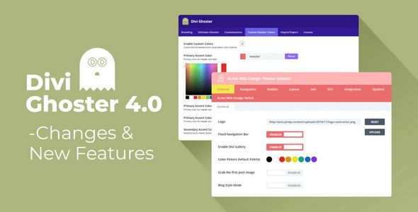 Divi Ghoster v4.0.0 – WordPress Divi插件