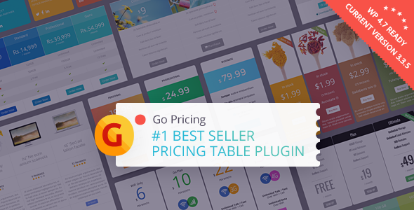 Go Pricing v3.3.5 – WordPress Responsive Pricing Tables