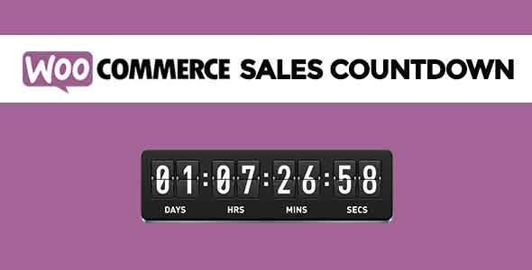 WooCommerce Sales Countdown v2.2.2