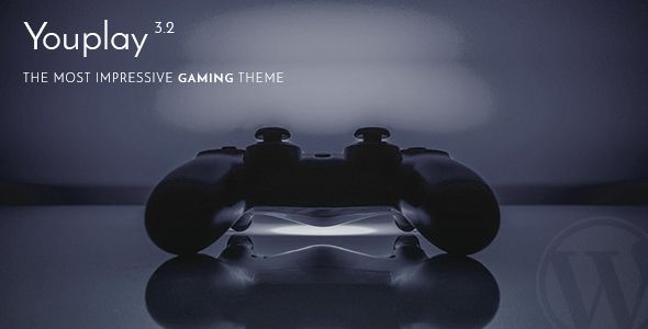 Youplay v3.2.4 – Gaming WordPress Theme