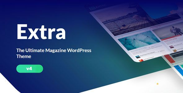 Extra v4.4.8 – Elegantthemes高级WordPress主题