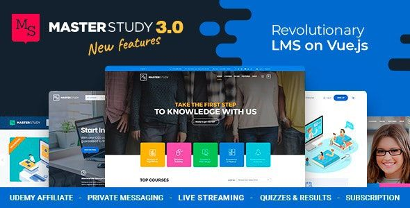 Masterstudy v3.0.12 – 教育中心WordPress主题