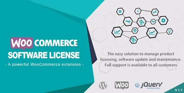WooCommerce Software License v1.3.2