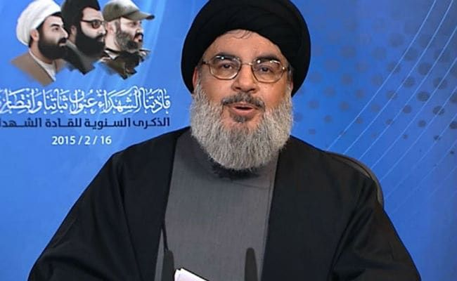 Hezbollah Chief Vows 'Proportionate' Response To Any Israel Air Strike