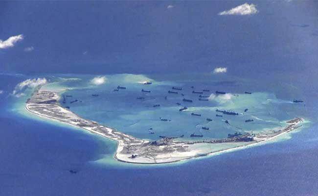 US Warns China Against Use Of Force At Sea